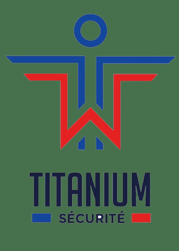 Logo Titanium Sécurité
